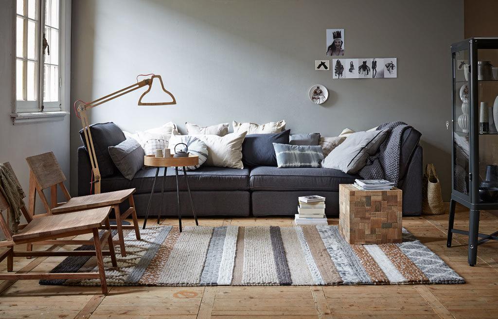 De ideale zitbank leef interieuradvies o a advies in woninginrichting styling kleur - Na de zwarte bank ...