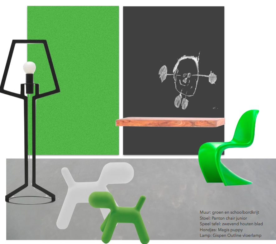 Kleuradvies en interieurontwerp huisartsenpraktijk leef interieuradvies - Interieurontwerp thuis kleur ...